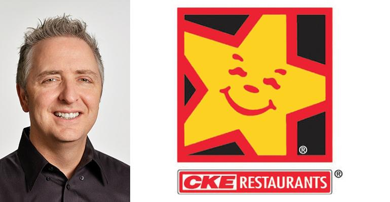 Andrew Puzder to step down as CEO of Carl's Jr. parent