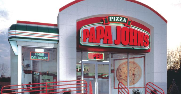 Papa John's lowers same-store sales outlook