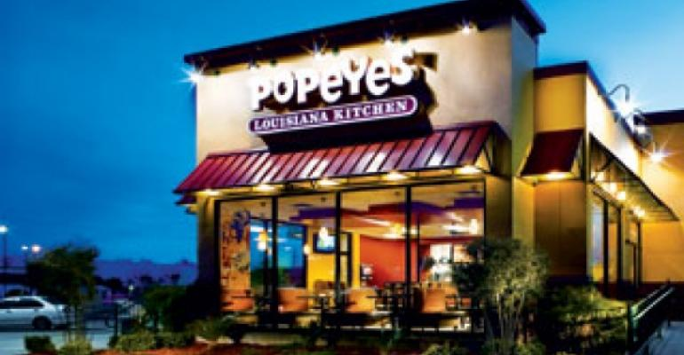 Conflicting reports on Burger King's interest in Popeyes