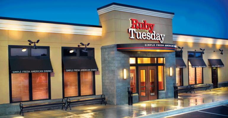 ruby tuesday shop