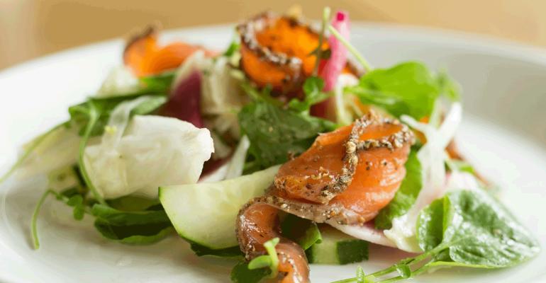 altrabira city tavern salmon pastrami