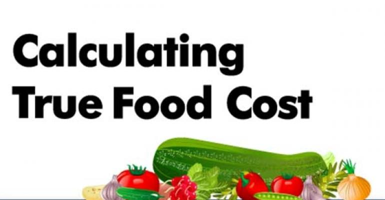 How To Make Food Cost In Restaurant