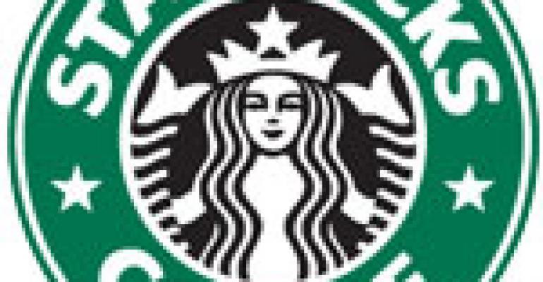 Restaurant stocks, including Starbucks, have fallen recently