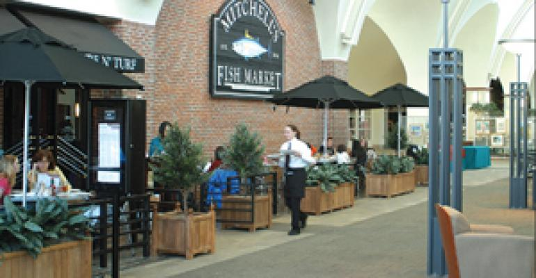 Regional chains give mall developers brand diversity, increased local appeal