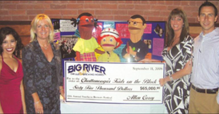 Gordon Biersch group's festival nets $85K for Tenn. charity