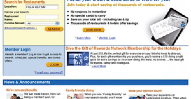 Rewards Network agrees to $64M settlement to end lawsuit
