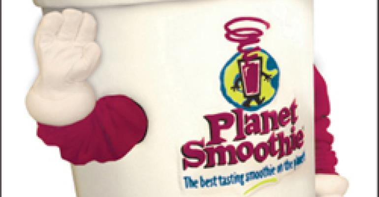 Planet Smoothie to hit the road for the good of the globe