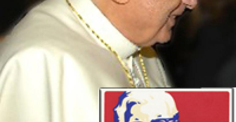 KFC asks for Pope's help in selling new item