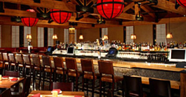 Inside P.F. Chang's new Taneko Japanese Tavern