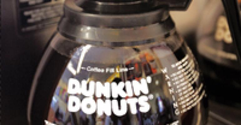 Dunkin' operators question tests of all-day items