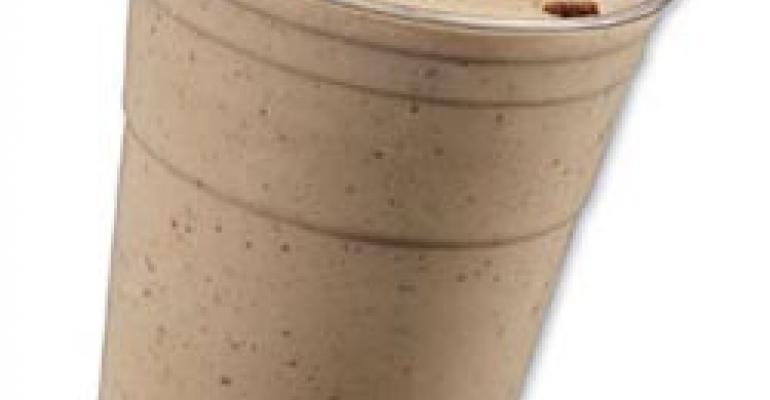 NRN FEATURED BEVERAGE: Heath® Bar Crunch Shake