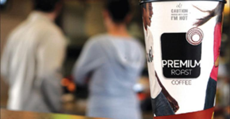 QSR players aim to drink in higher sales with new kinds of beverages