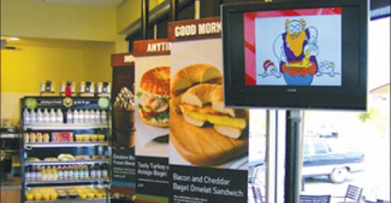 Bagel brands seek whole new image with fast-casual makeovers