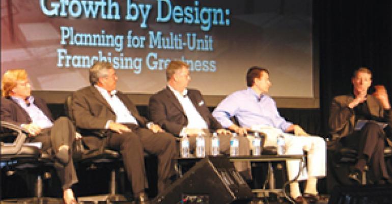 Data show multiunit, multibrand franchisees gaining clout