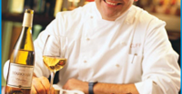 CHEF/INNOVATOR: Clifford Pleau
