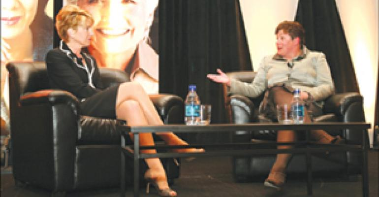 Ex-HP exec Fiorina discusses the art of professional, personal negotiation