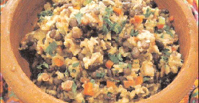 Dish of the Week: Black Beans and Rice