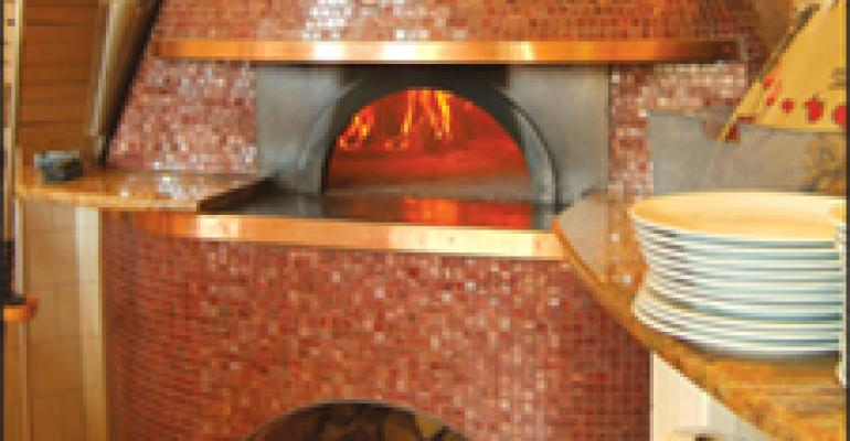 Artisanal pizzerias warm up to wood-burning ovens