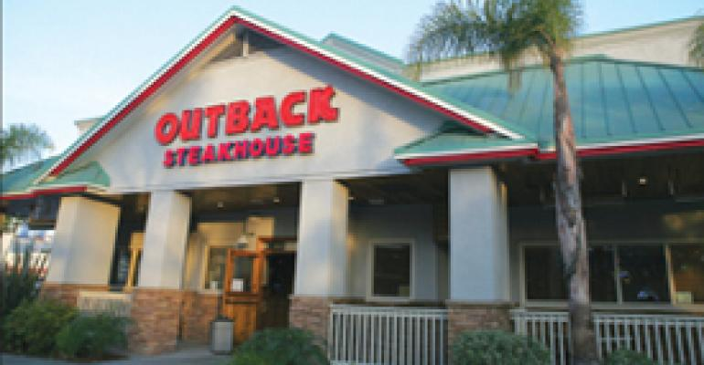 Buyout of OSI leaves company free to focus on turnaround of Outback