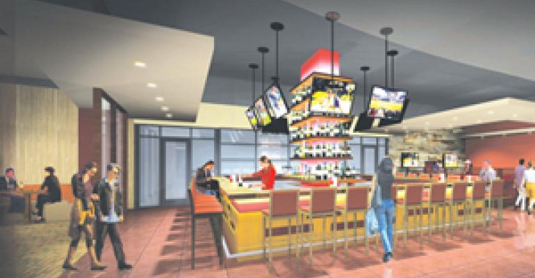 GameWorks hits reset with new World Sports Grille dining format