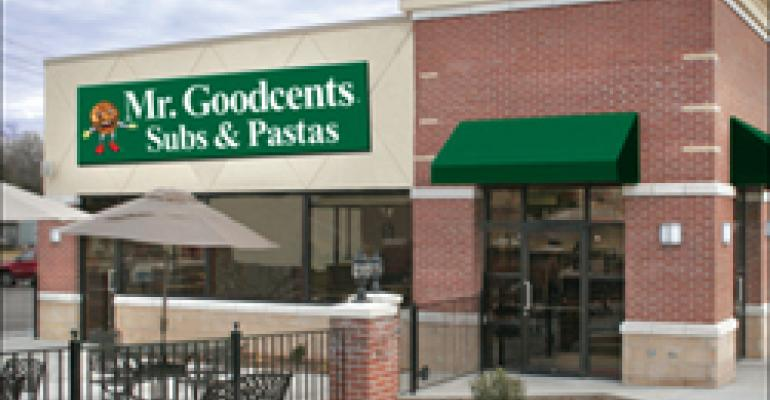 Free technology for franchisees makes good sense to Goodcents