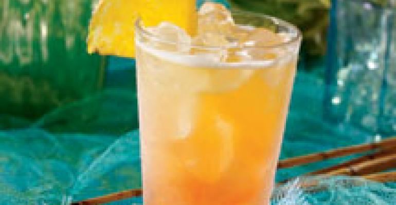 NRN Featured Cocktail: Bahamian Sunset