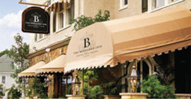On the Menu: The Bernards Inn
