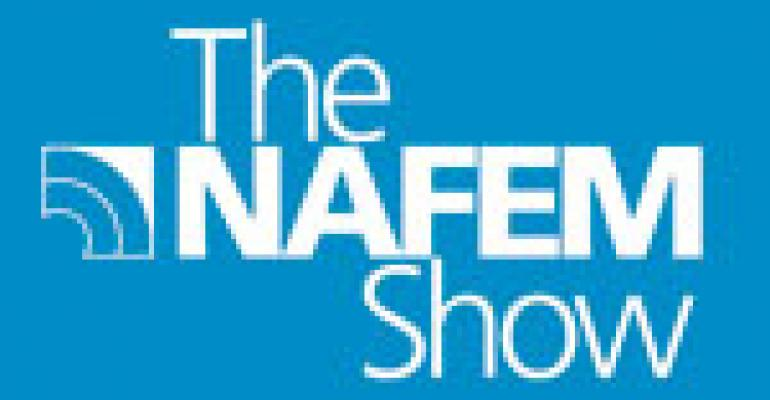 NAFEM Show: Equipment, education, 'protocol central'
