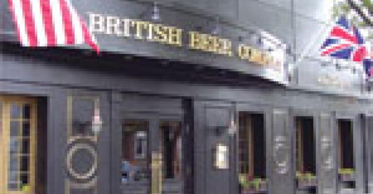 On the Menu: British Beer Co.