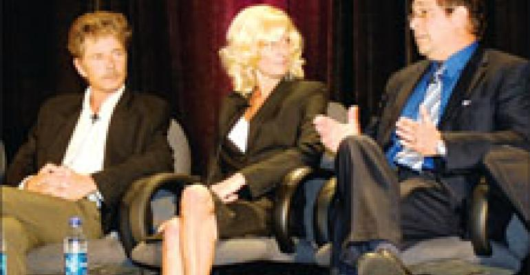 CIO panelists discuss data security, POS upgrades and reporting challenges