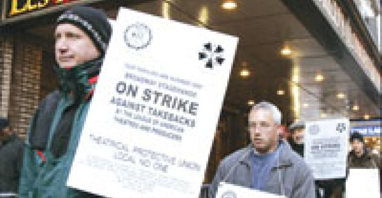 NYC restaurants acting quickly to limit losses from Broadway strike