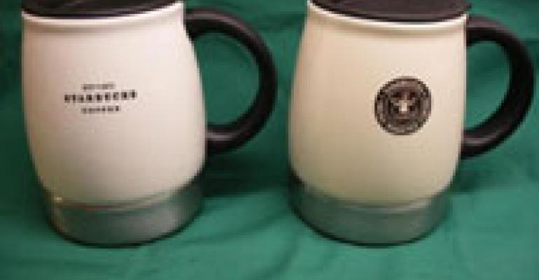 Starbucks recalls coffee mugs