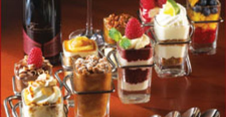 Dessert samplings sweeten sales figures