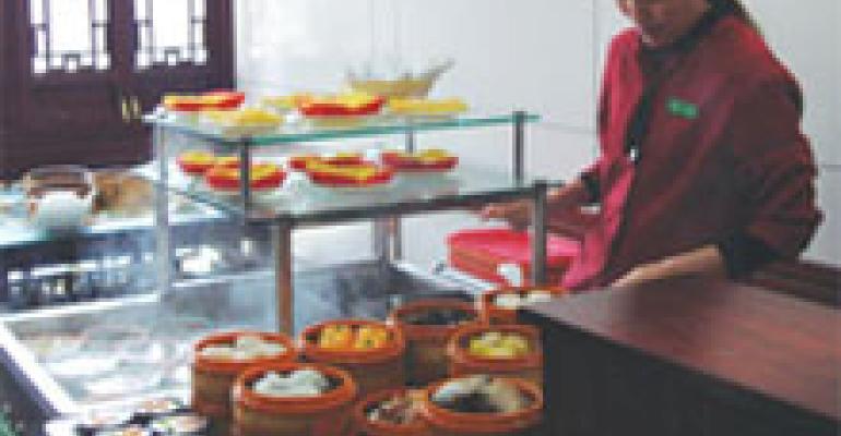 Reigning dumplings