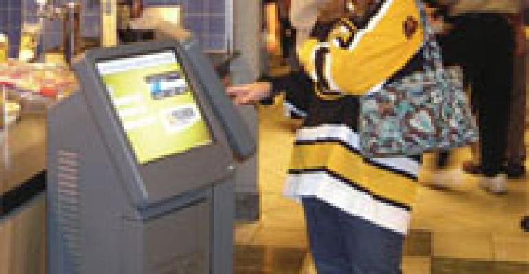 Operators navigate challenges, rewards of self-order kiosk initiatives