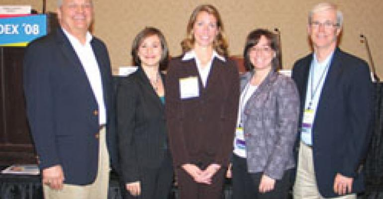 COEX '08: COEX attendees discuss sustainability, supplier relationships