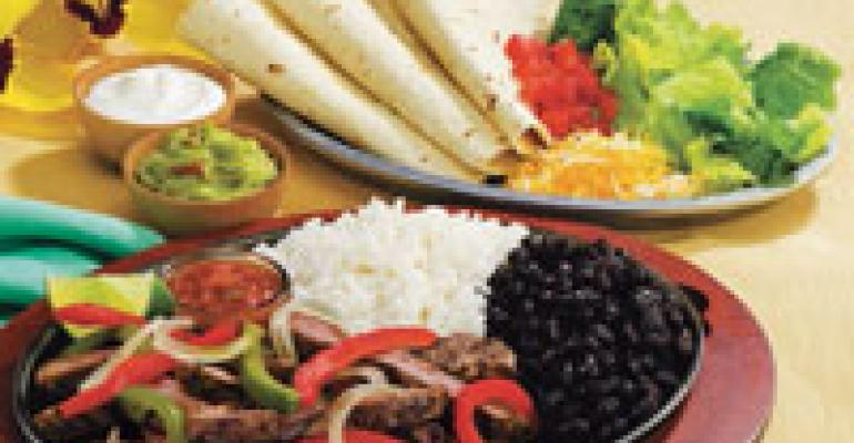 Pollo Tropical adds steak fajitas