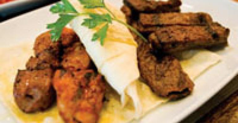 ON THE MENU: Pera Mediterranean Brasserie