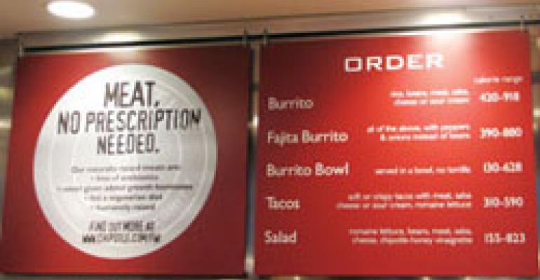 Customers keep ordering habits as NYC enacts menu-labeling mandate