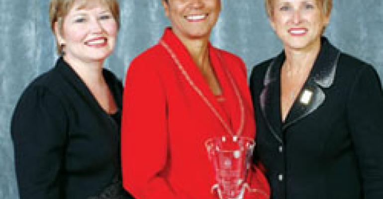Women's Foodservice Forum celebrates leadership at annual confab