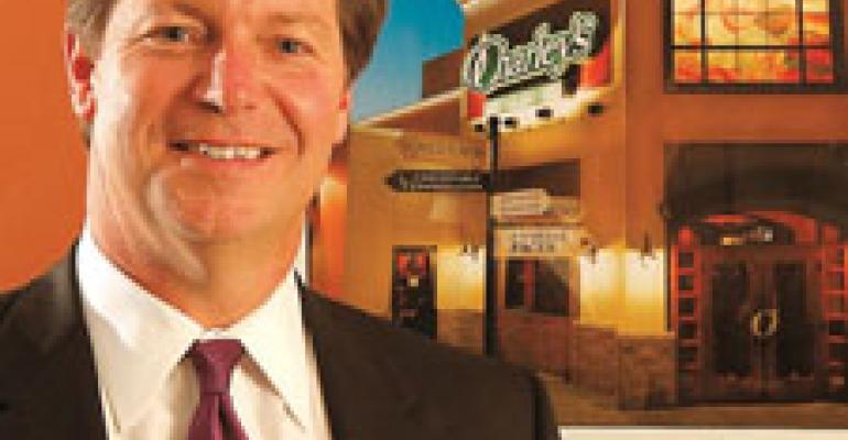 Menu Revamp: O'Charley's