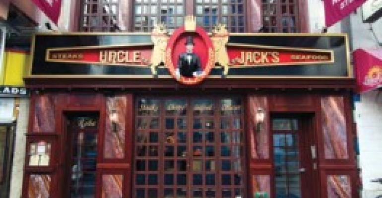 On The Menu: Uncle Jack's Steakhouse