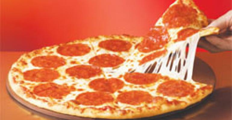Pizza competition turns to technology, menu items