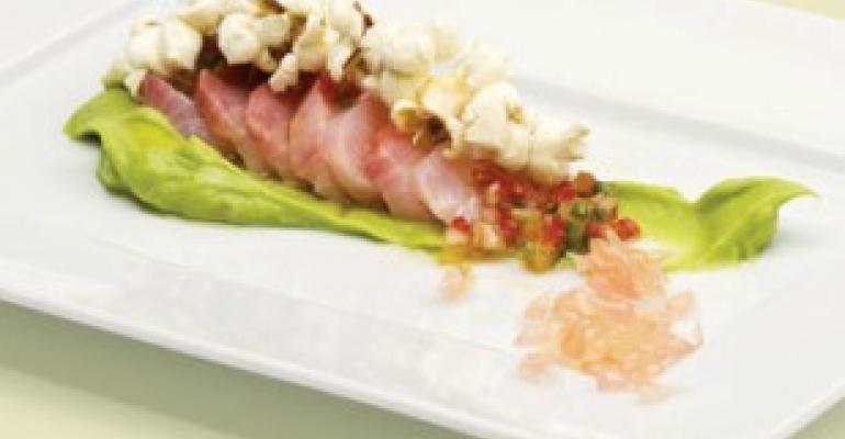 Dish of the Week: Kona kampachi ceviche