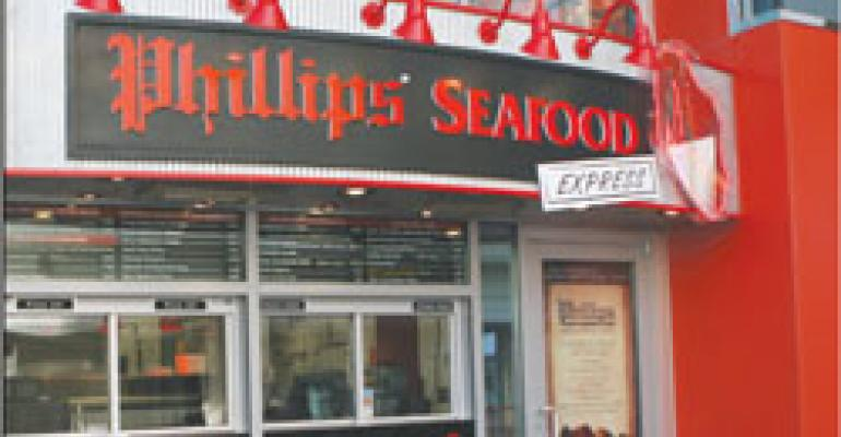 Sustainability, new prototypes in plans for Phillips Seafood