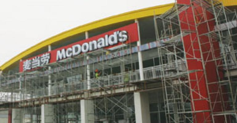 McD, Panda Express go for the gold via Olympics recognition for crew members