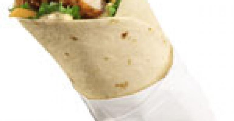 Burger King the latest wrap star with new snack