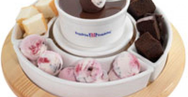 Baskin-Robbins debuts upscale Cafe 31