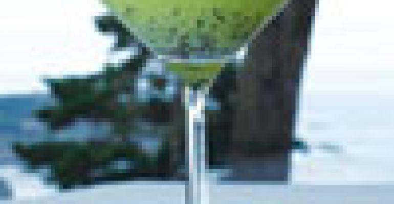 Dish of the Week: Kiwi Lemon Drop