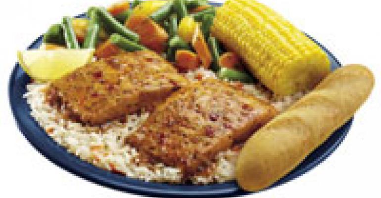 Long John Silver's debuts more healthful fare